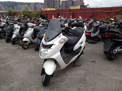 Sym New Rv Scooter / Motorcycle / Vehicle 150cc