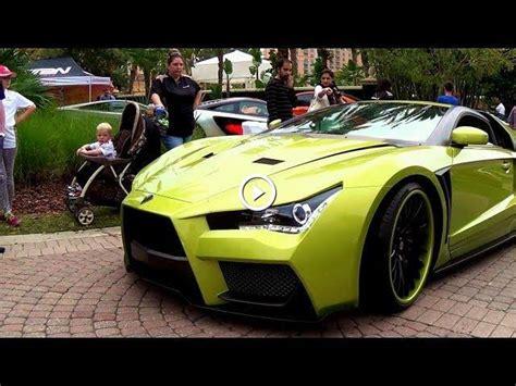 supercar concept vaydor infiniti g35 electric car 2013 festival of speed