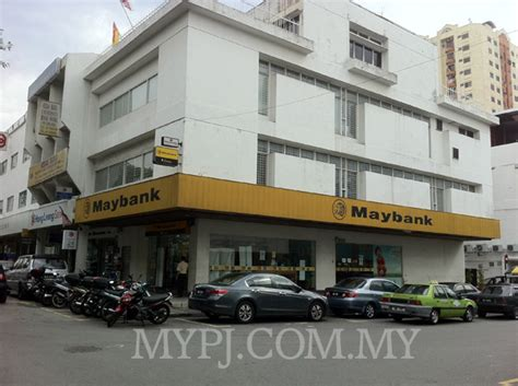 Maybank Branch, Section14, Petaling Jaya