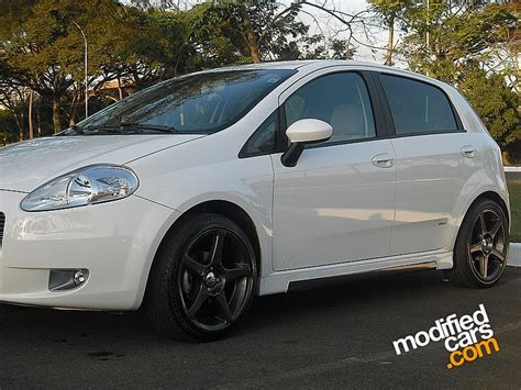 modyfy  car modified fiat punto