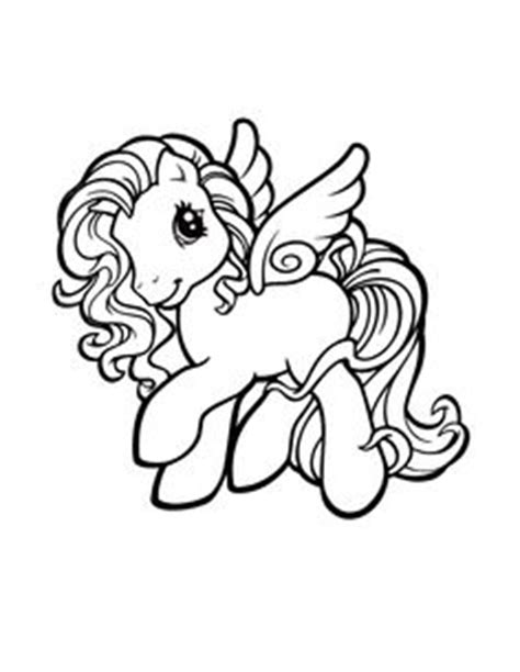 Un petit poney | coloring pages | Unicorn coloring pages, My little pony coloring, Horse