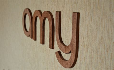 Letter D Home Decor : Decorative Wooden Letters For Walls
