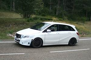 Class B Mercedes : spyshots mercedes testing new b class sport amg model autoevolution ~ Medecine-chirurgie-esthetiques.com Avis de Voitures