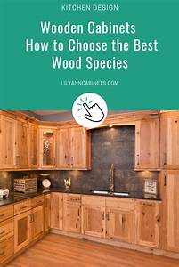 A Simple Guide To Choosing The Best Wood Cabinet Type