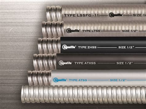 New Stainless Steel Flexible Conduit