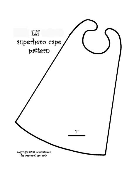 cape template project project
