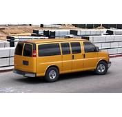 2016 Chevrolet Express Passenger Van News And Information