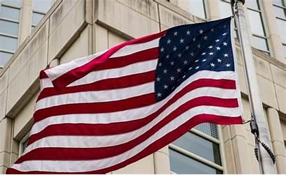 Flag Waving American Gifs Usa America Animated