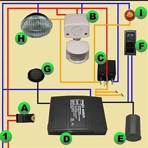 Detecteur De Presence Pour Eclairage : fiches pratique fabriquer un detecteur de presence pour ~ Dailycaller-alerts.com Idées de Décoration