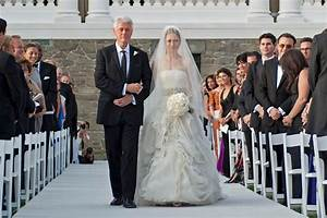 chelsea clinton used foundation to help pay for wedding email With hillary clinton wedding dress