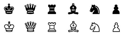 chess set symbols - /recreation/games/chess/chess_set ...