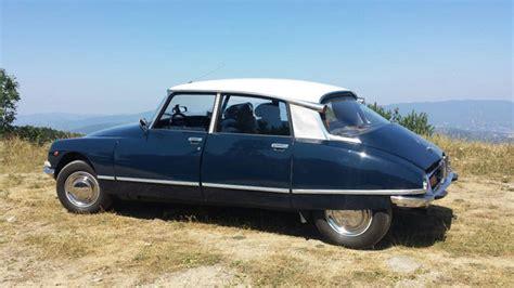 citroen ds  super  chianti classic cars tuscany