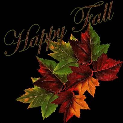 Fall Happy Autumn Animated Glitter Graphics Season