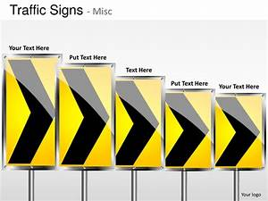 Traffic Signs Misc Powerpoint Presentation Templates