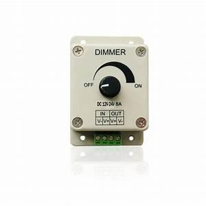Manual Led Dimmer Dc