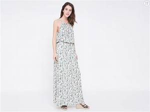 robe longue bonobo jeans 4799eur terrafemina With robe longue bonobo