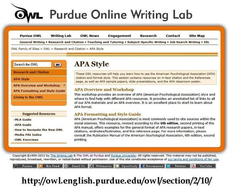Apa format template purdue owl research paper sample outline. 25+ best Apa format example ideas on Pinterest | Apa example, Apa format research paper and Apa ...