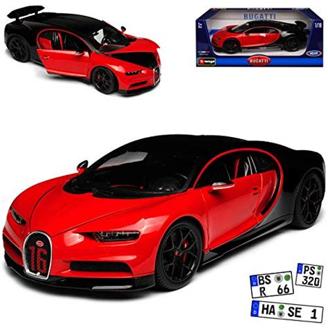 The bugatti chiron will go, by my reckoning, only as fast as its tyres will allow before they explode. Top 10 Bugatti Chiron Modellauto - Miniatur Motorfahrzeug ...
