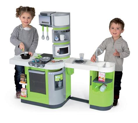 smoby cuisine cook master smoby 024252 jeu d imitation cuisine cook master vert fr jeux et jouets