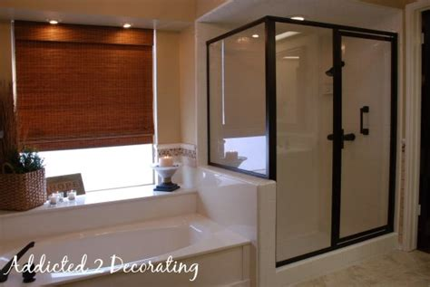 john alices master bathroom  reveal addicted