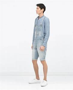 17 Best images about Menu0026#39;s Dungaree Shorts u0026 Overall Shorts on Pinterest | ASOS Zara man and ...