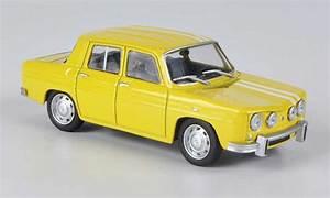 Voiture 1 8 : renault 8 s miniature jaune blanche 1969 solido 1 43 voiture ~ Voncanada.com Idées de Décoration