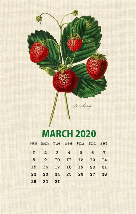 march  calendar wallpaper   printable