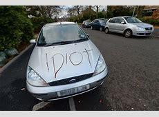 Bad parking in Reading, Bracknell and Wokingham Send us