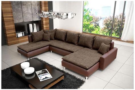 grand canapé d angle en u canapé d angle en u royal sofa idée de canapé et