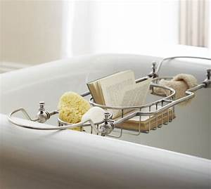 Bailey Bathtub Caddy Pottery Barn