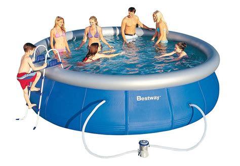 pool set kaufen pool bestway 187 fast set familienpool 457 171 kaufen otto