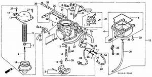 Carburetor For 1994 Honda Ch125