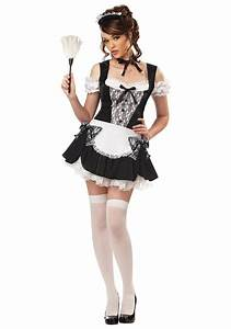 Sexy French Kiss Maid Costume | eBay