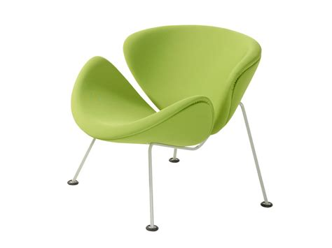 buy the artifort junior orange slice lounge chair at nest