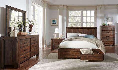 cal king bedroom sets furniture 4 meadow solid wood storage bedroom set usa