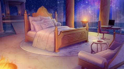 Check out our anime background selection for the very best in unique or custom, handmade pieces from our art & collectibles shops. Olympus Master Bedroom at Night by tamiart   Episode ...