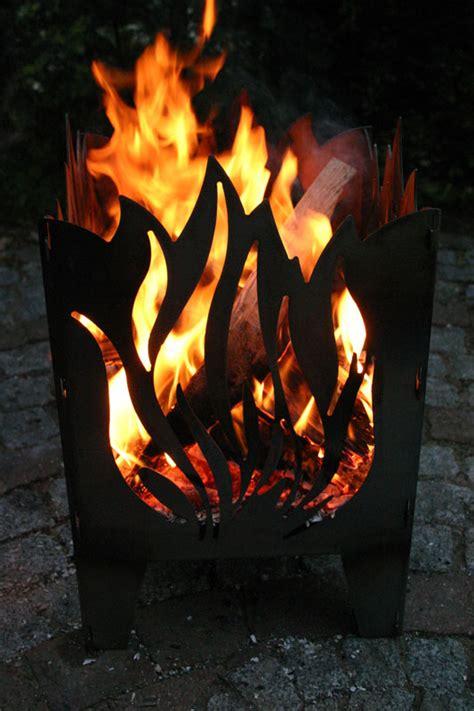 Feuerkorb Mit Namen by Feuerstelle Feuerschale Feuerkorb Terrassenfeuer Motiv