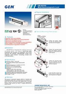 Em-nh350 Manuals