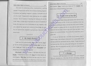 descriptive essay outline example