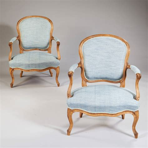 siege louis xv pair of louis xv fauteuils sted jean jacques pothier at