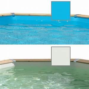 Piscine Bois Ubbink : liner pour piscine bois ubbink octogonale ~ Mglfilm.com Idées de Décoration