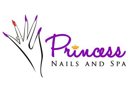 Design a Logo for Princess Nails and Spa   Freelancer