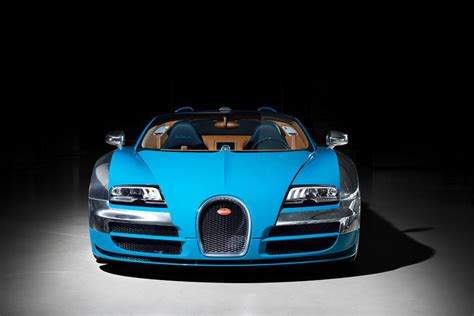 """Founded in germany in 1978, bugatti men's fashion collections have formed the basis of the brand's international success. Bugatti Legends Veyron 16.4 Grand Sport Vitesse """"Meo Constantini"""" Edition 