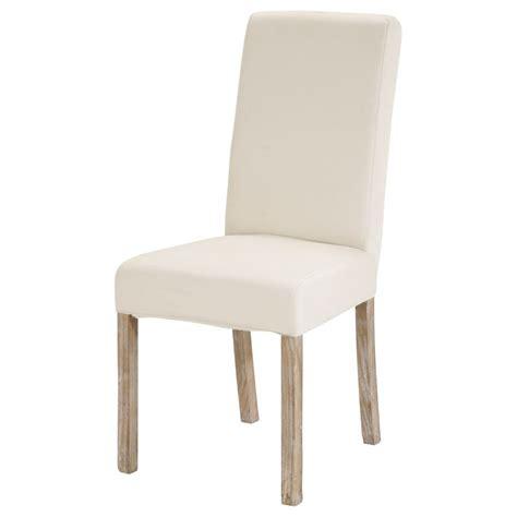 housse chaise maison du monde housse de chaise ivoire margaux maisons du monde