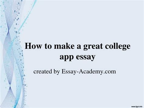 How to write an essay about an essay masters research proposal computer science values of critical thinking not assigned to a role for the application