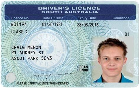 How Does A Driver's Licence Look Like In Your Country?