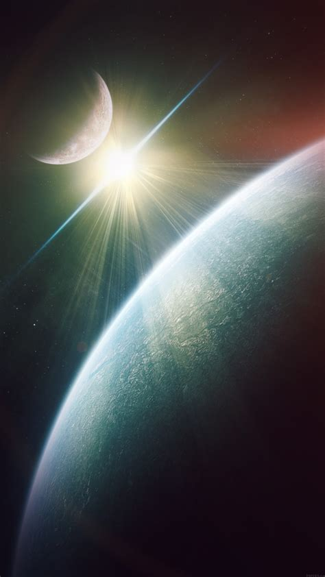 papersco iphone wallpaper mo dark space world earth