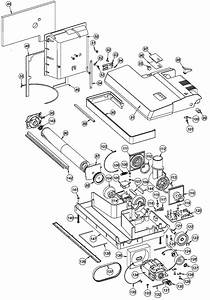 Wiring Diagram Oreck Upright