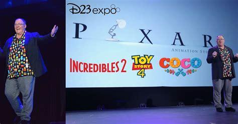 expo panel breakdown pixar  walt disney animation