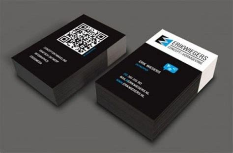 examples  qr code  business card qr code